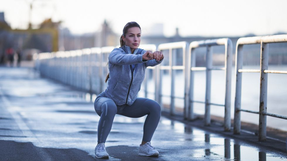 Разминка на физкультуре упражнения