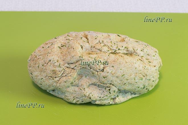 Творожное печенье ПП рецепт
