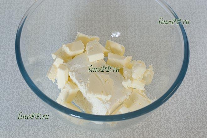 ПП печенье из рисовой муки и творога