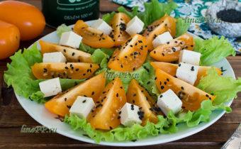 Салат с тофу и помидорами – ПП рецепт постный и простой