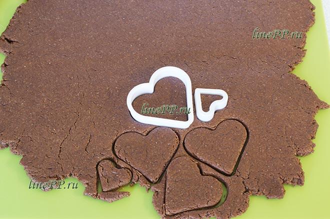 Шоколадное печенье ПП рецепт