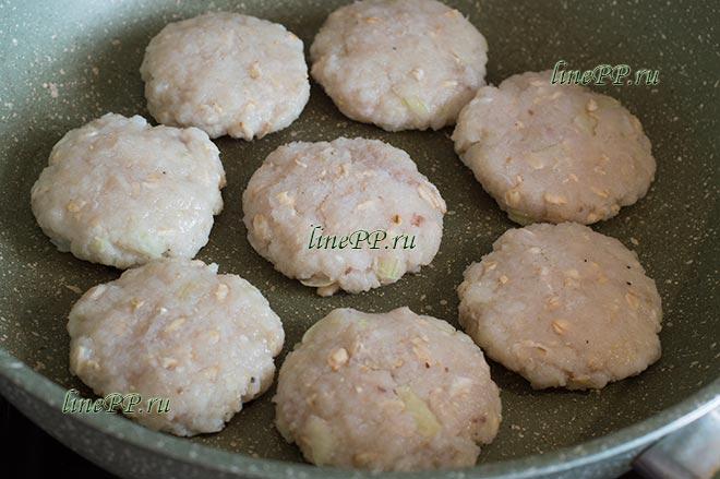 Рыбные котлеты ПП рецепт на сковороде – как приготовить из трески