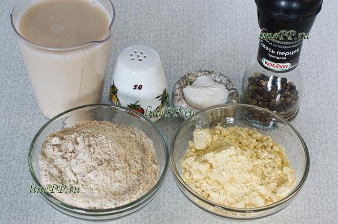 Выпечка из цельнозерновой пшеничной муки рецепт
