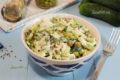 Овощной салат ПП на ужин без мяса – рецепт с фото