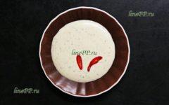 ПП майонез из йогурта