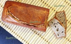 Хлеб из зелёной гречки без муки