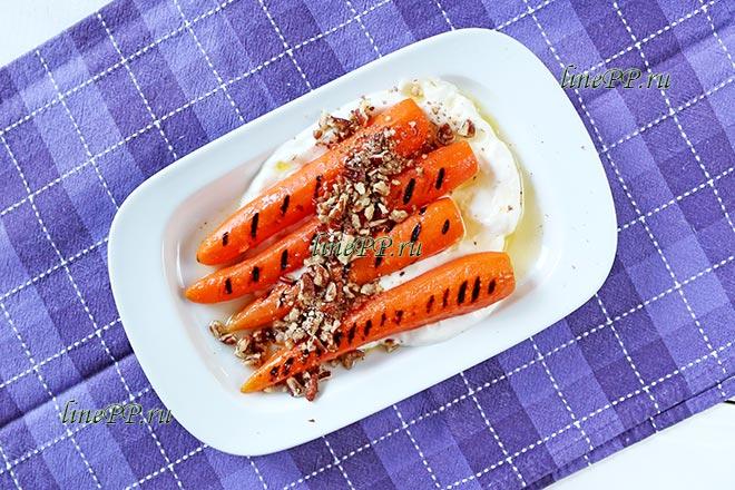ПП рецепт из моркови