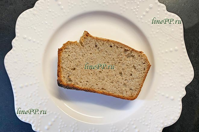 Тост в тостере